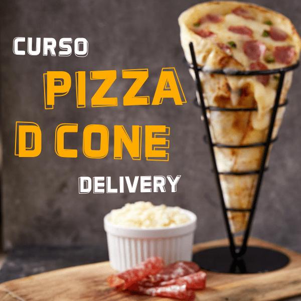 Curso Pizza D Cone Delivery